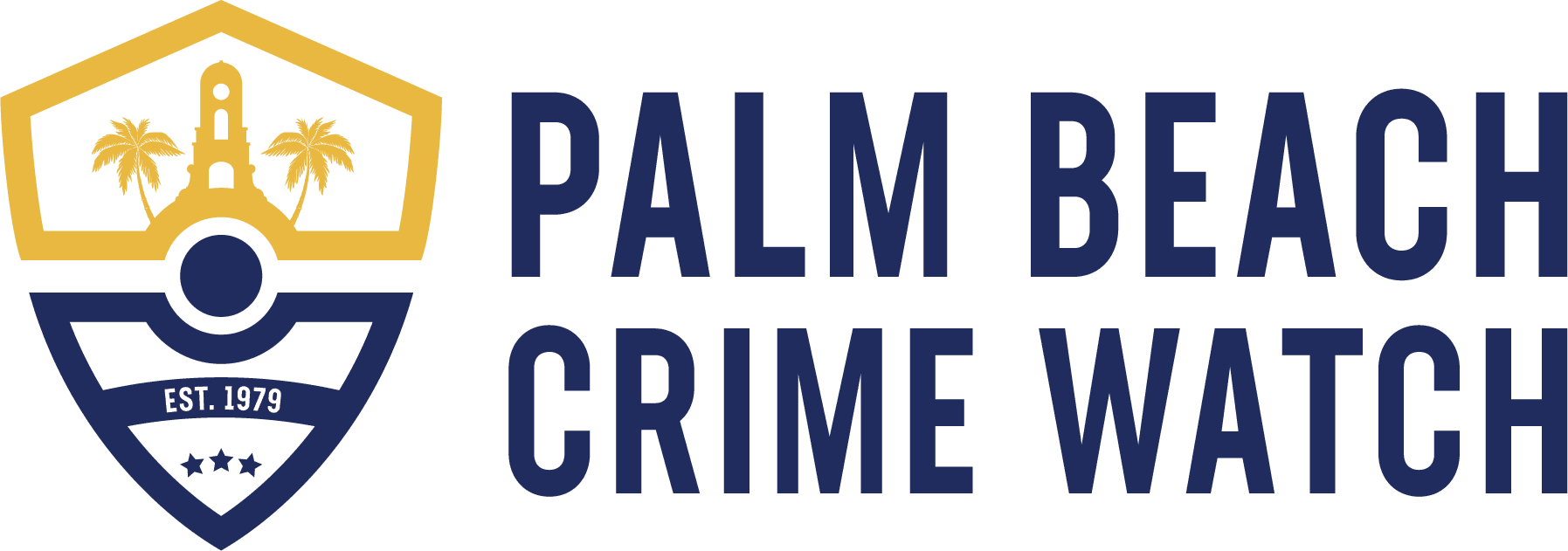PBPFF Crime Watch Logo (Horizontal)